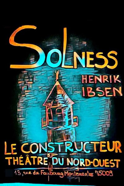 SOLNESS LE CONSTRUCTEUR