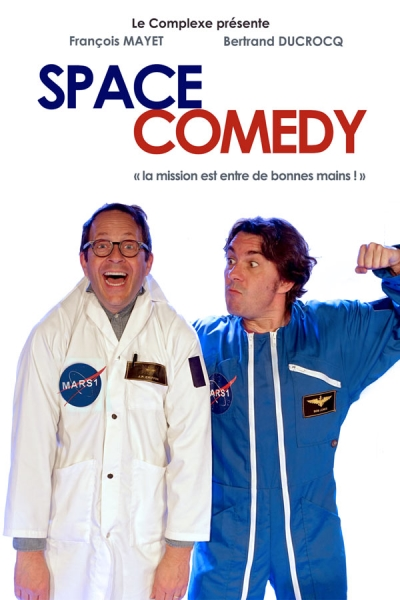 SPACE COMEDY