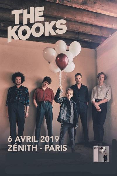 concert The Kooks