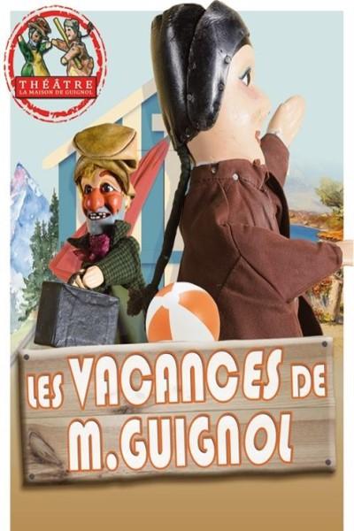 LES VACANCES DE M. GUIGNOL