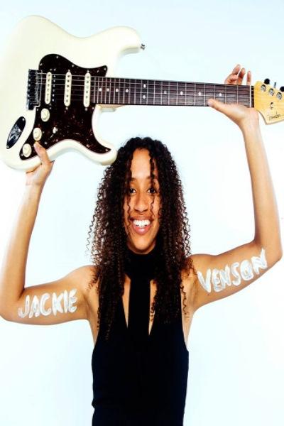 concert Jackie Venson