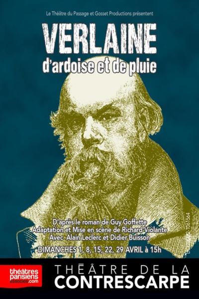 VERLAINE D'ARDOISE ET DE PLUIE