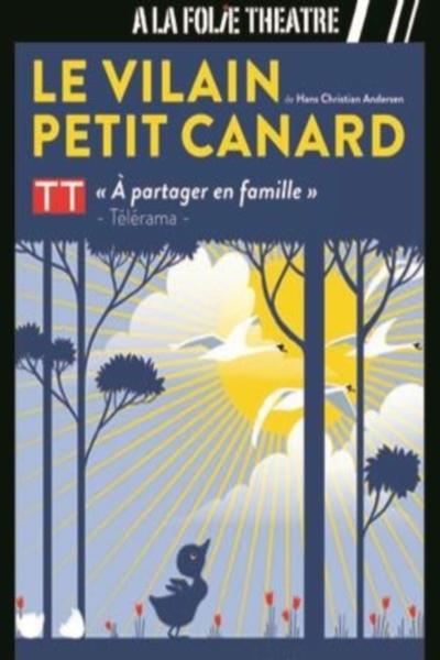 LE VILAIN PETIT CANARD ITINERAIRE D'UN ENFANT PAS GATE