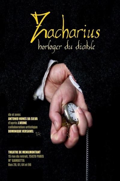 ZACHARIUS, HORLOGER DU DIABLE