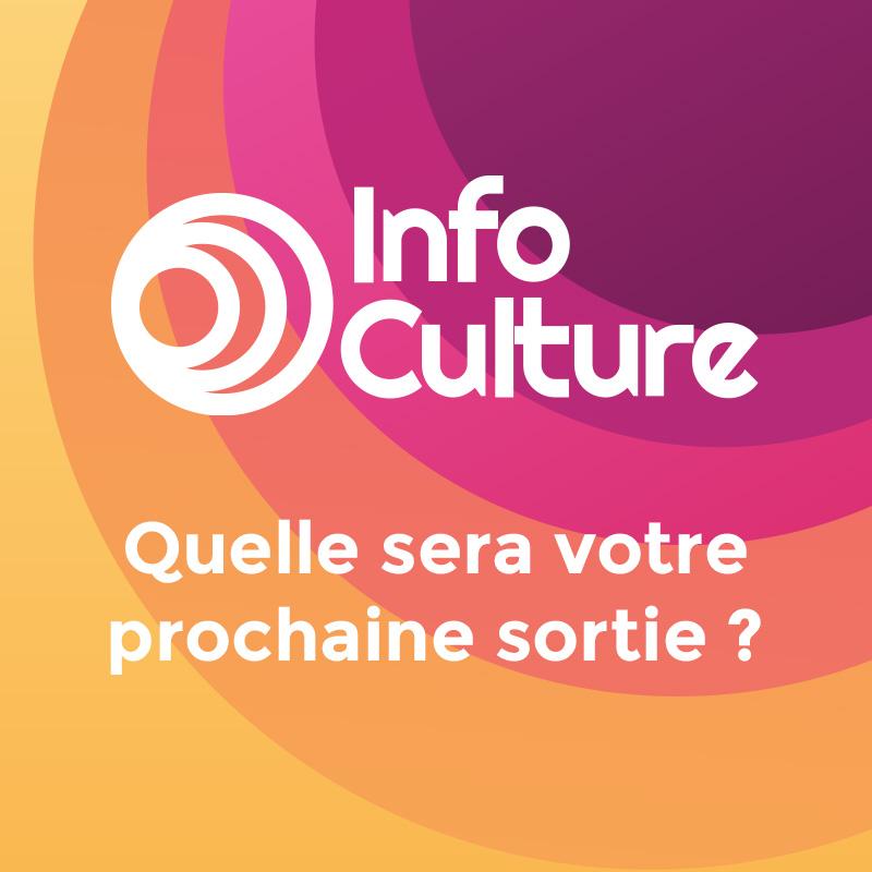 EVENEMENT / Métro, boulot, Expo, Infoconcert lance infoculture.fr !