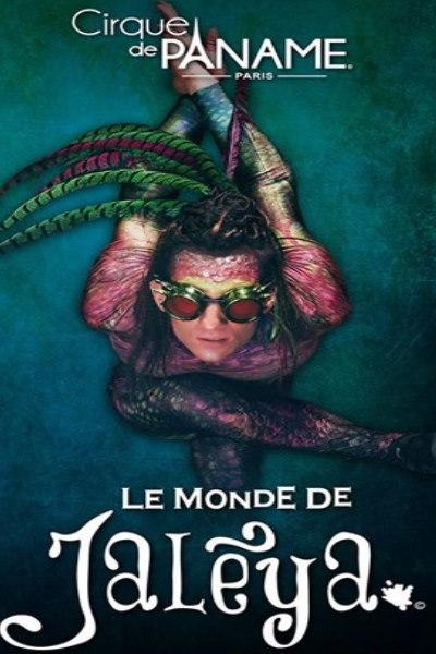 concert Le Monde De Jaleya (cirque De Paname)