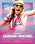 JARDIN DU MICHEL 2013 : musique, fun et arts de rue !