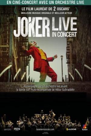 Joker Live In Concert - La Seine Musicale / Paris - 13 mai 2020 - Teaser