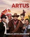 concert Artus - Duels A Davidejonatown