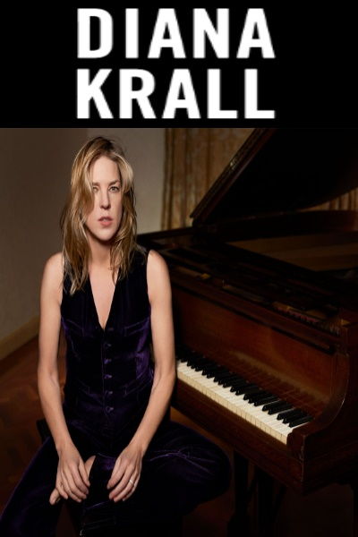 concert Diana Krall