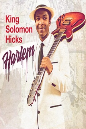 concert King Solomon Hicks