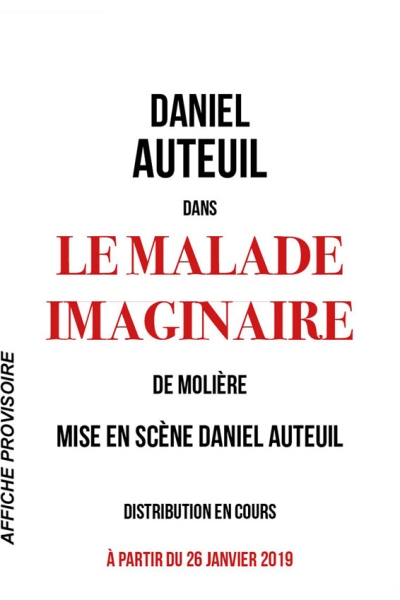 LE MALADE IMAGINAIRE (DANIEL AUTEUIL)