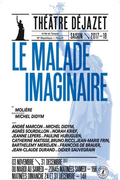 LE MALADE IMAGINAIRE (MICHEL DIDYM)