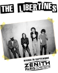 RESERVEZ / The Libertines reformé sera en concert à Paris en septembre