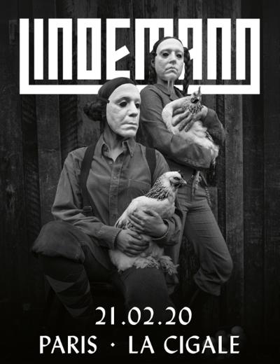 concert Lindemann