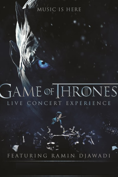 GAME OF THRONES - LIVE CONCERT
