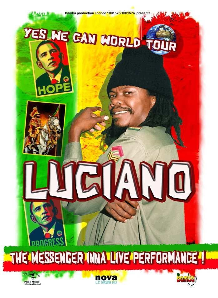 concert Luciano