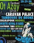 Ot Azoy - Caravan Palace tête d'affiche