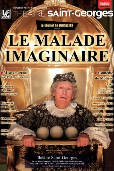 LE MALADE IMAGINAIRE (JEAN-PHILIPPE DAGUERRE)