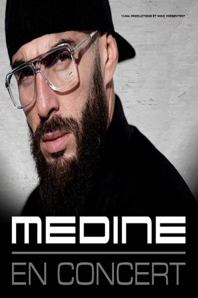 concert Médine