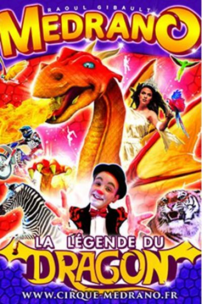 LA LEGENDE DU DRAGON