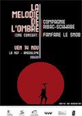 concert La Melodie De L'ombre