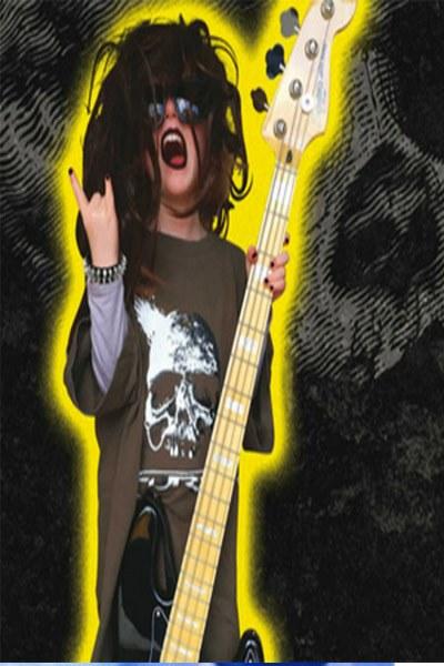 concert Metal For Kids