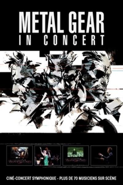 concert Metal Gear In Concert