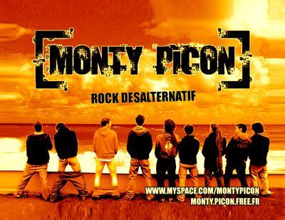 concert Monty Picon