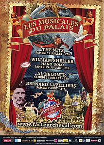 Jean Louis Murat aux Musicales du Palais
