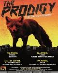 TOURNEE / The Prodigy en concert en France cette semaine pour défendre