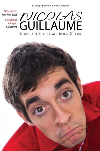 NICOLAS GUILLAUME FAIT LE MALIN