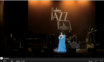 Nicole Slack Jones - A Song For You (Leon Russell) at Enghien Jazz Festival - 2011
