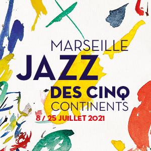 TEASER Marseille Jazz des cinq continents - 2021