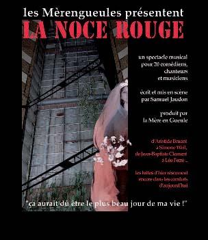 concert La Noce Rouge