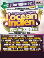 concert La Nuit De L'ocean Indien