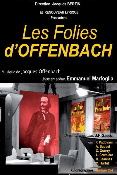 concert Les Folies D'offenbach (jacques Bertin)