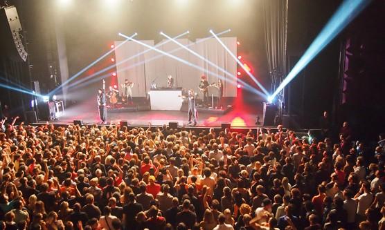 FOCUS / C'est la rentrée pour les salles de concerts partout en France ! La liste des salles par région