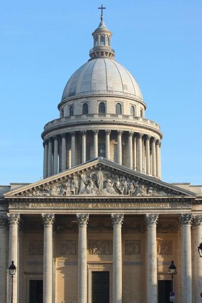 EVENEMENT / Le Pantheon ouvrira ses portes gratuitement pendant une semaine