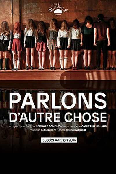 PARLONS D'AUTRE CHOSE