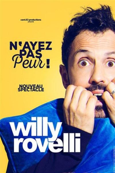 N'AYEZ PAS PEUR (Willy Rovelli)