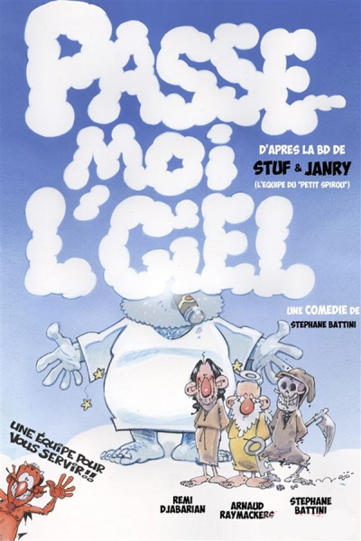 PASSE-MOI L'CIEL
