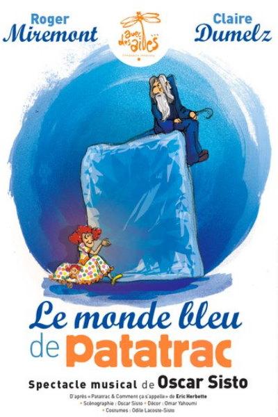 concert Le Monde Bleu De Patatrac