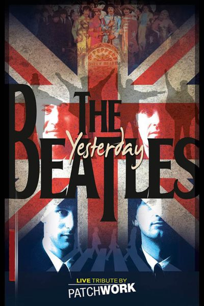 YESTERDAY THE BEATLES (LIVE TRIBUTE BY PATCHWORK)