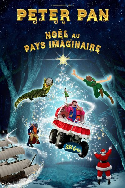 PETER PAN NOEL AU PAYS IMAGINAIRE