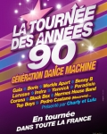 concert La Tournée Des Années 90
