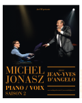 concert Michel Jonasz Piano-voix