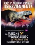 concert La Marche Des Dinosaures