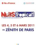 Festival Les Nuits Tropicales :  1ère édition