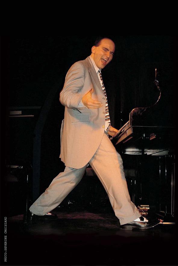 concert Fabrice Eulry